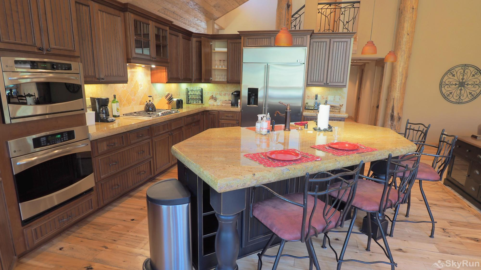 Northstar Basque Private Home Kitchen