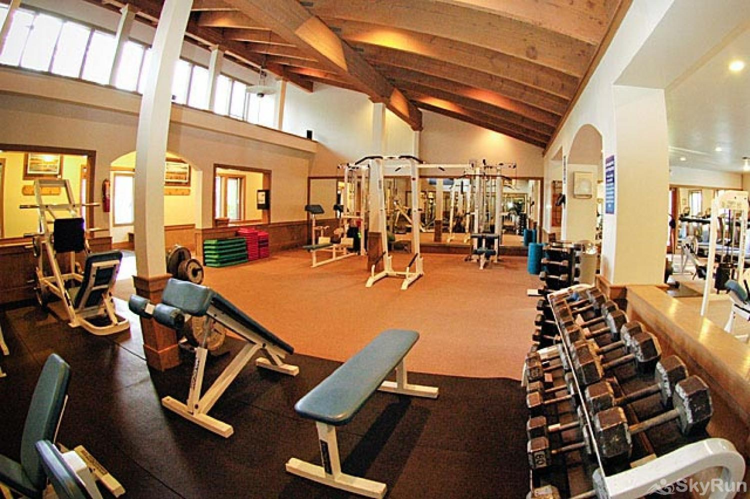 Northstar Luxury Lodgepole Retreat NPOA Recreation Center - Fitness Center
