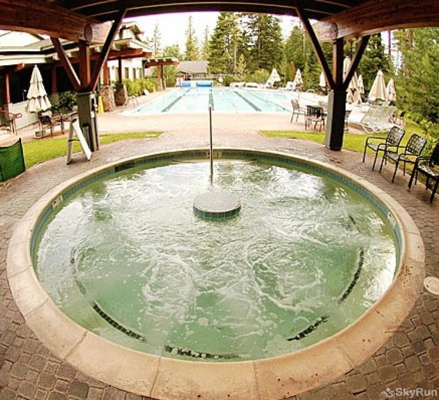 Northstar Luxury Lodgepole Retreat NPOA Recreation Center - Spa