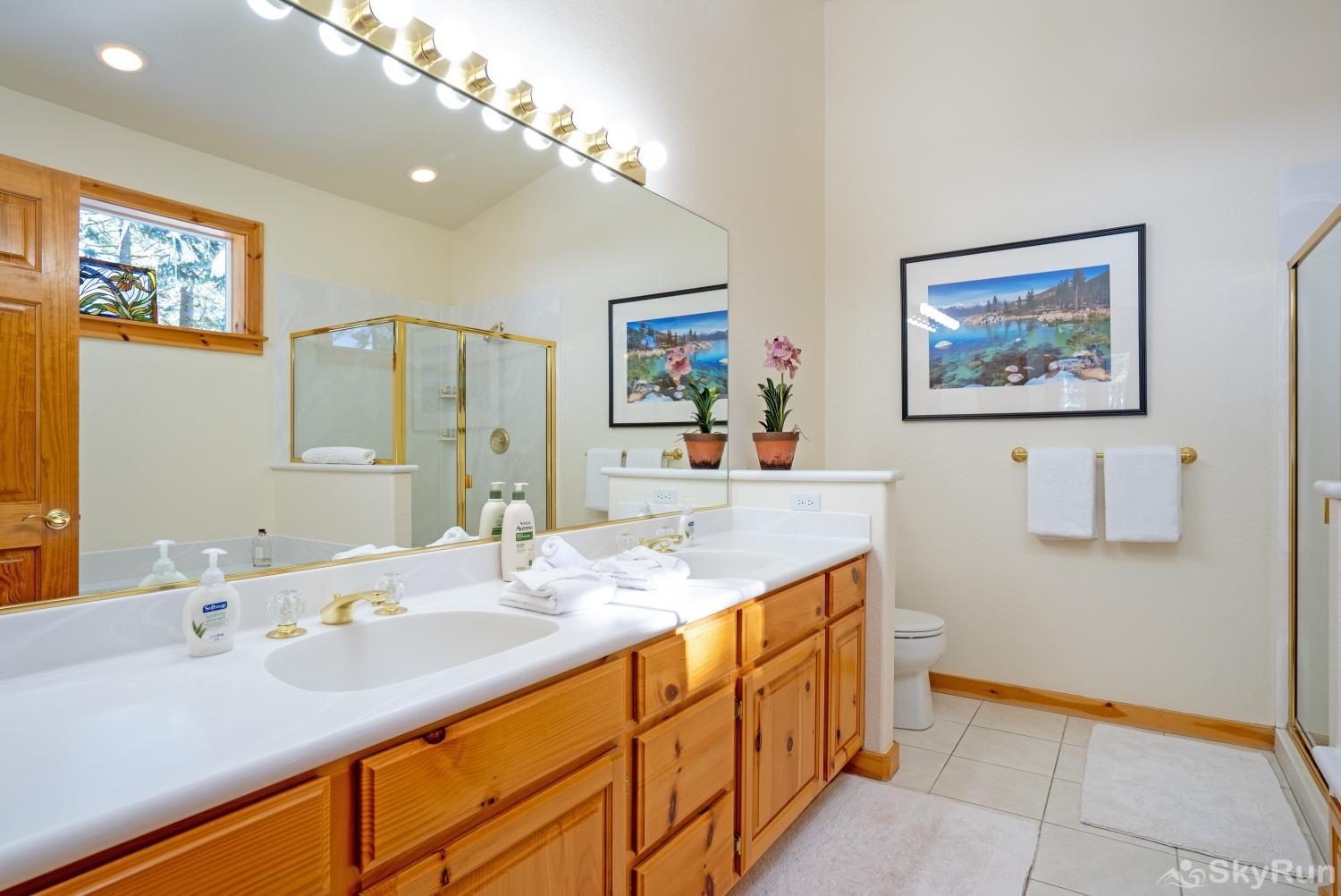 Talmont Ridge Retreat Master Ensuite Bathroom