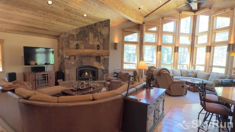 Northstar Basque Private Home Luxury Mountain Living