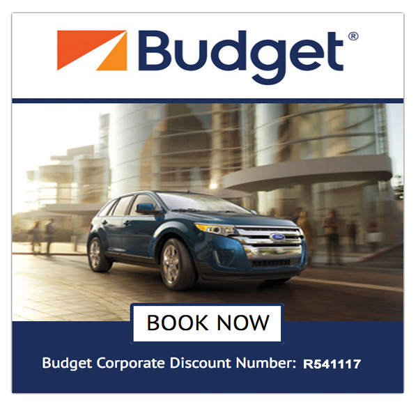 Budget Rental Car Discount