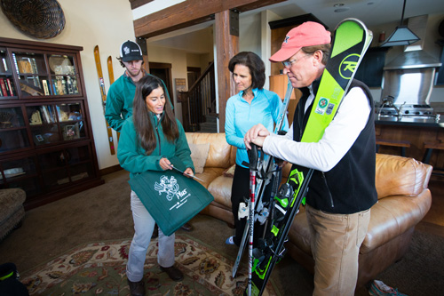Ski Bulters Rentals & Delivery Service: Save 10% discount when you stay with SkyRun North Lake Tahoe